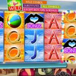 love island slot machine real money